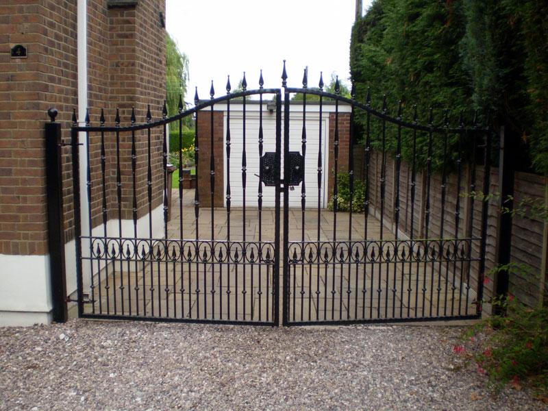 Electric Gates Metal Driveway Gates